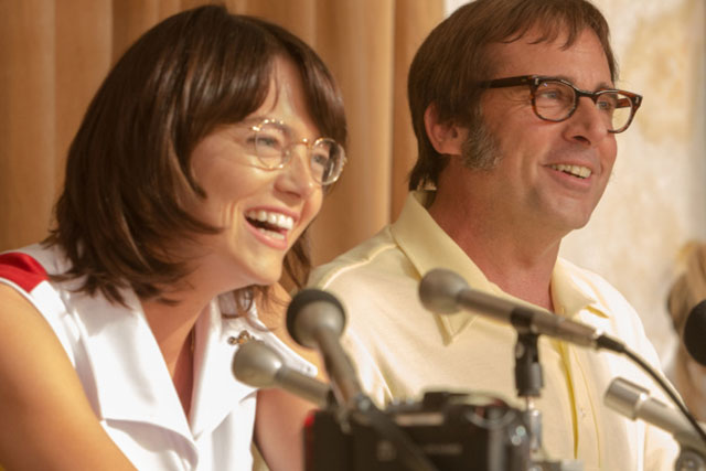 WATCH: Emma Stone is unrecognisable in 'Battle of the Sexes' trailer