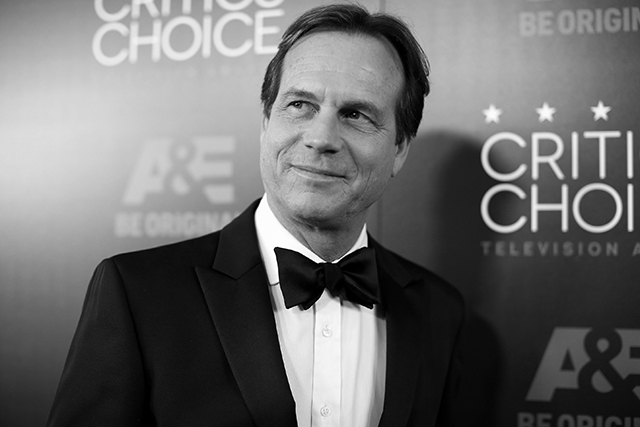 Celebs react to Bill Paxton's shock death