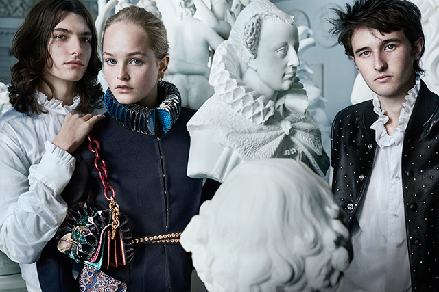 Sneak peek: Burberry's new campaign is inspired by a transgender novel