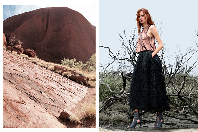 Native beauty: Ginger & Smart look to the Australian landscape