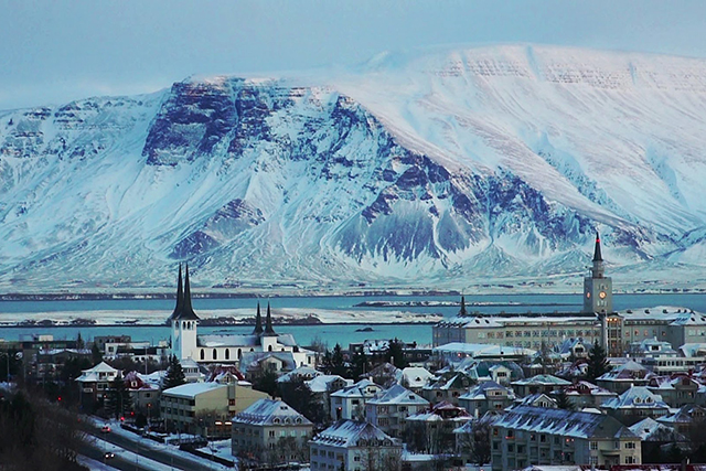 Why is Iceland the best city in the world to be a woman?