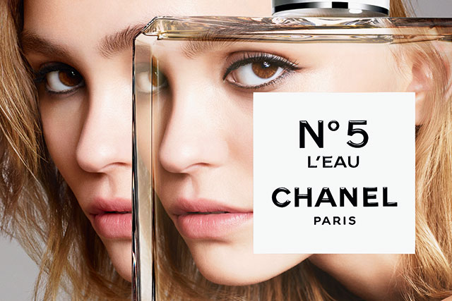 Watch: Lily-Rose Depp in the new Chanel N˚5 film