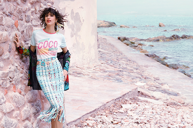 Watch: Chanel Cruise 2017 goes south of the border