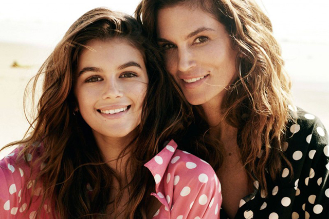 Why Kaia Gerber is morphing into mum Cindy Crawford