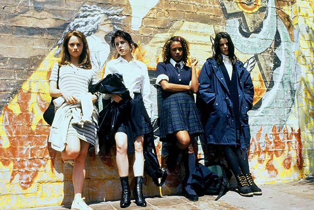 Cult classic The Craft is finally getting a sequel