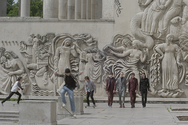 Watch: Larry Clark directs Dior Homme skater boys