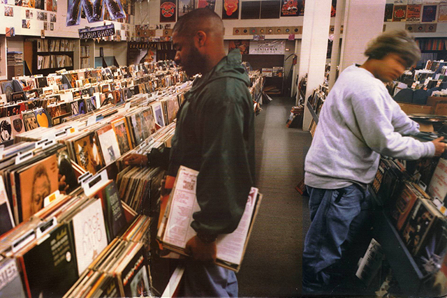 20 years to the end: how DJ Shadow's Endtroducing changed the game