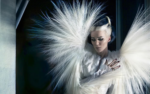 Women in the arts: Daphne Guinness