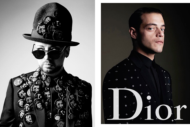 Dior Homme taps two unexpected faces for its new campaign