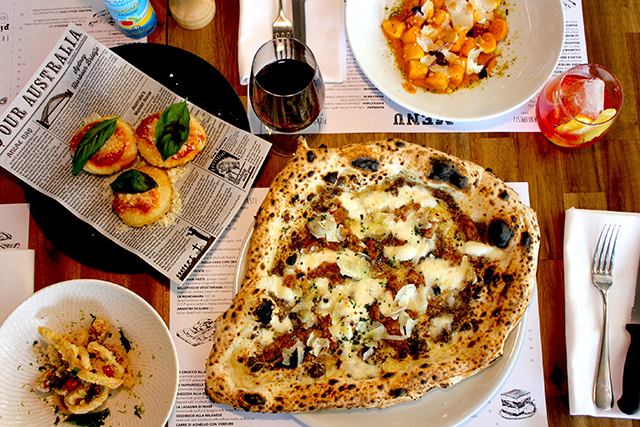 Is this the best pizza dough in Melbourne?