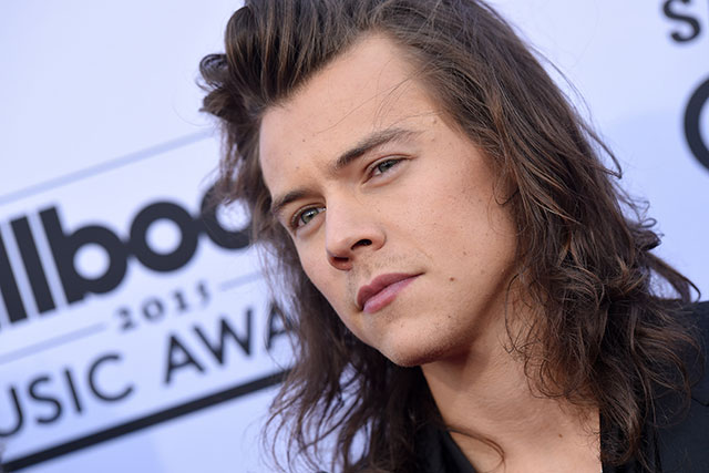 Woah, Harry Styles just did something MAJOR