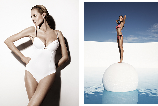 "Heidi Klum: ""There's no getting bikini ready in a week"""