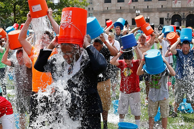 The ALS Ice Bucket Challenge has led to a major scientific breakthrough