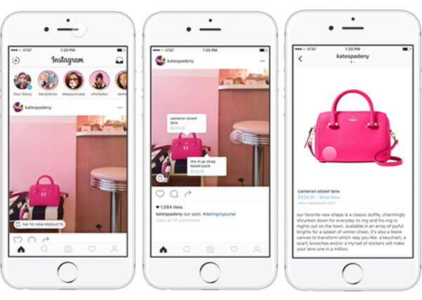 Soon you'll be able to shop your Insta feed