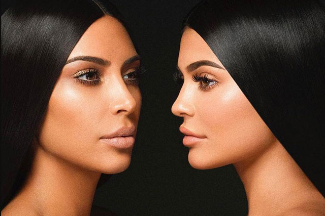 Kim Kardashian and Kylie Jenner are launching a cosmetic collection