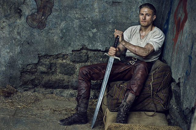 Watch: The new 'King Arthur' trailer has dropped