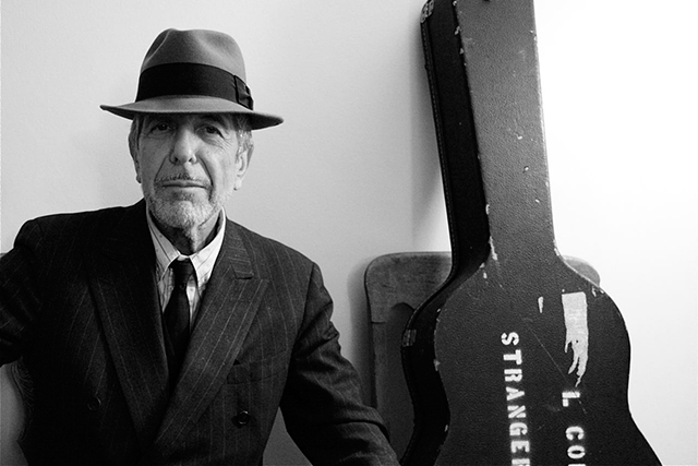 Breaking: musician Leonard Cohen passes away, aged 82