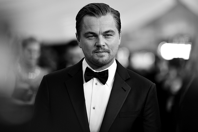 Is this REALLY Leonardo DiCaprio's first post-Oscar role?