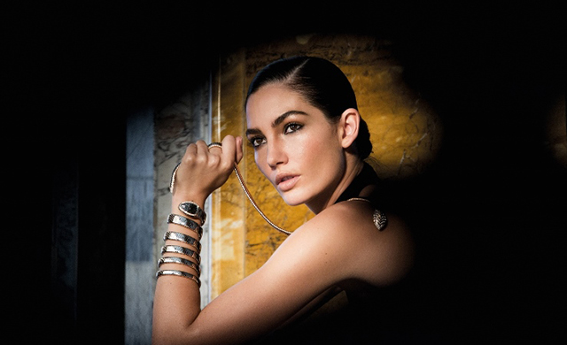 Exclusive: Lily Aldridge on her Bulgari gig and the pressures of modelling