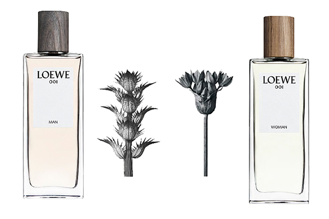 Loewe's new his and hers fragrances are made for intimacy