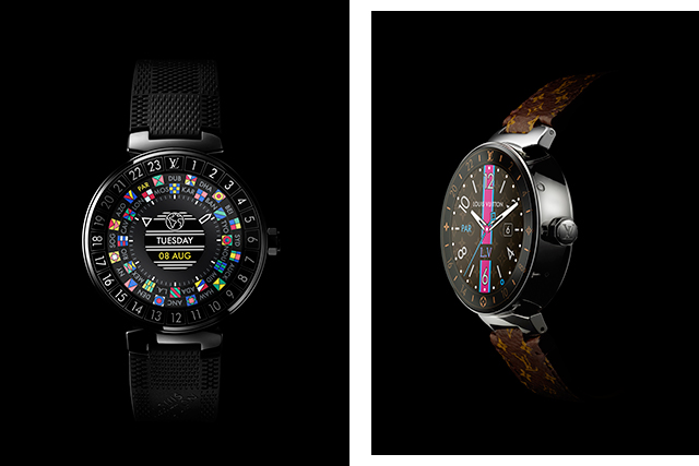 Louis Vuitton get connected with the Tambour Horizon watch