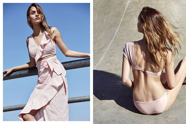 Meet the model-endorsed swim label making a splash in Oz
