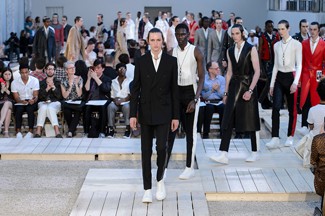Paris Men's Fashion Week day 5: the final hurrah