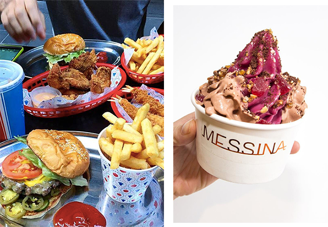 Messina is bringing Melbourne's best burgers to Sydney