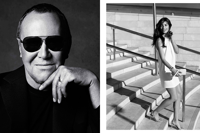 Michael Kors on style, social media and standout models