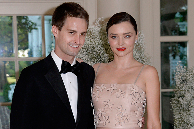 Everything you need to know about Miranda Kerr's wedding