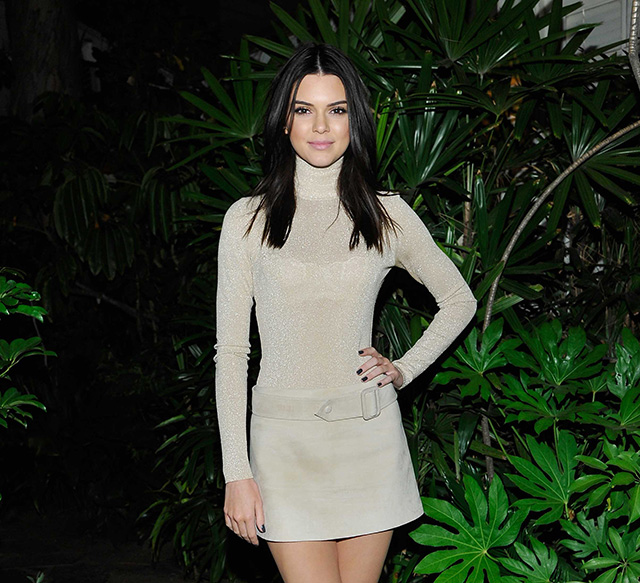 The style evolution of Kendall Jenner