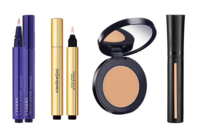 The Buro team's tried & tested: cult concealers