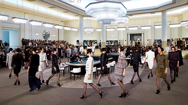All bets are on: Chanel couture's gamble pays off