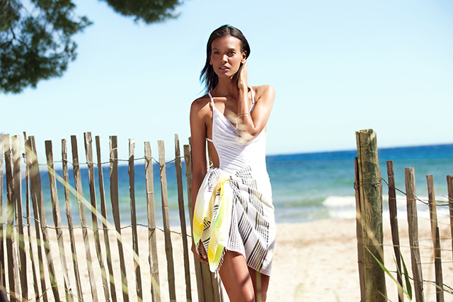 Model Liya Kebede's summer essentials edit