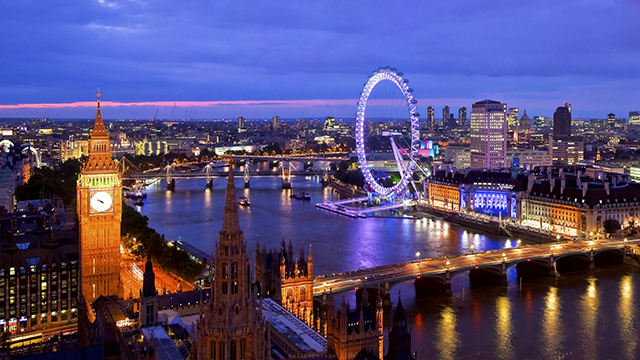 Buro city guide: London