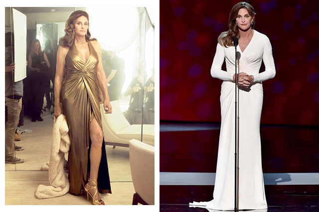 New muse? High fashion's infatuation with Caitlyn Jenner