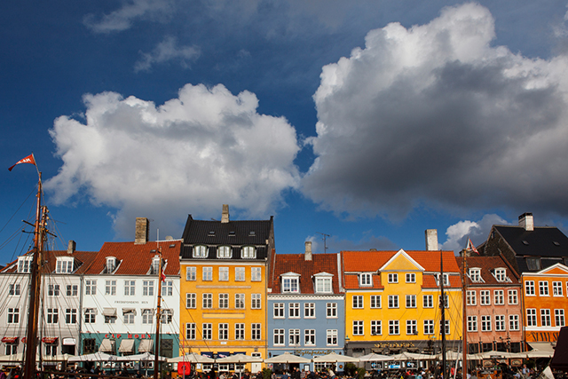 Travel diary: 4 days of cycling in Copenhagen