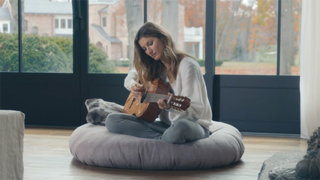Australian exclusive: Gisele Bündchen shows us inside her Boston home