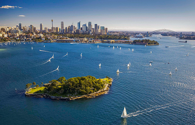 On sale tomorrow: tickets to Sydney's newest island festival