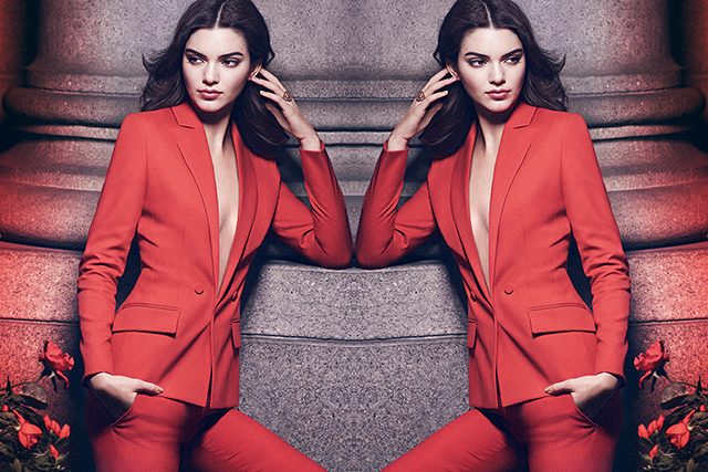 Kendall Jenner's first ever fragrance campaign revealed
