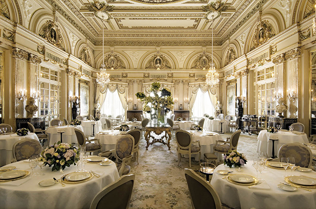 Star attraction: The 5 best restaurants in Monaco
