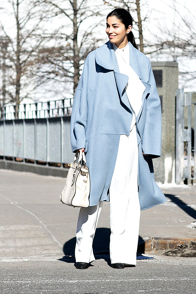 Polar vortex blues? Learn how to do winter chic like a New Yorker
