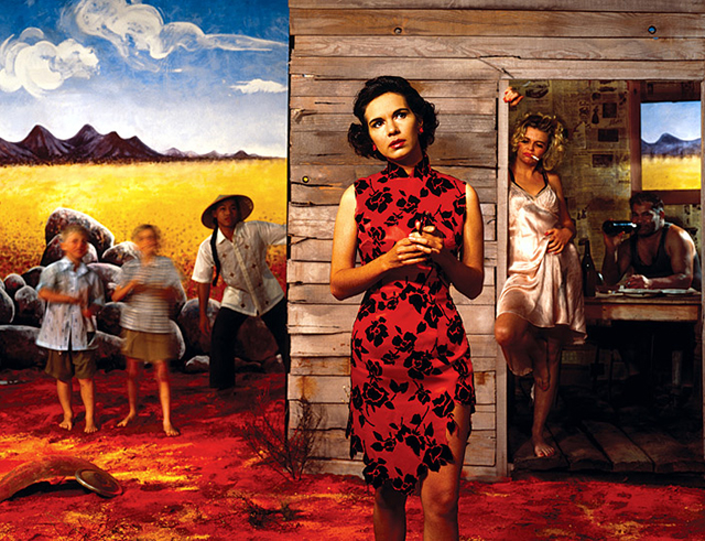 Tracey Moffatt is representing Australia at the 57th Venice Biennale