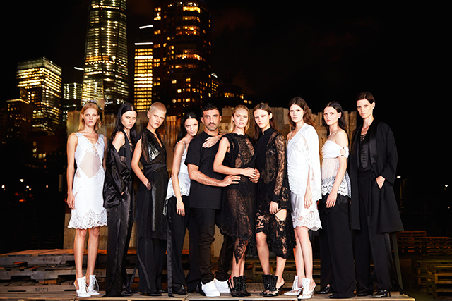 The 4 moments you missed from Givenchy S/S '16