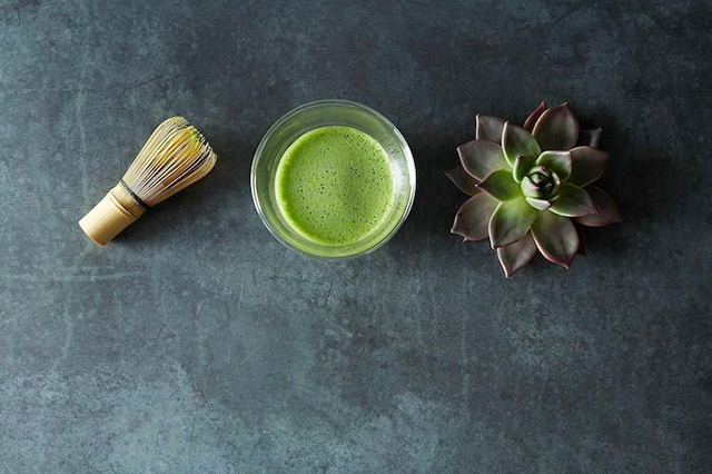 Mad about matcha: why the bright green brew is on everyone's lips