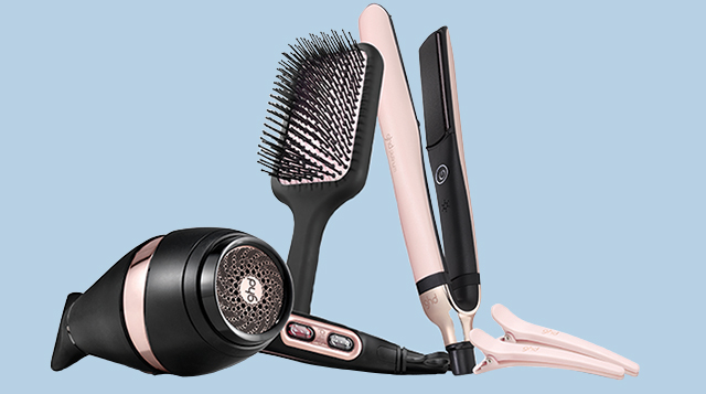 In the pink: ghd raises funds for the National Breast Cancer Foundation