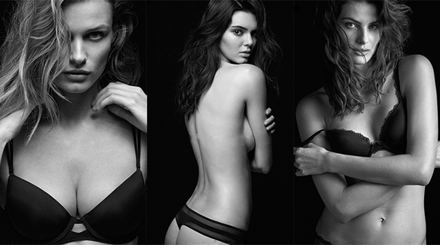 The original sexy: Kendall Jenner and co bare all