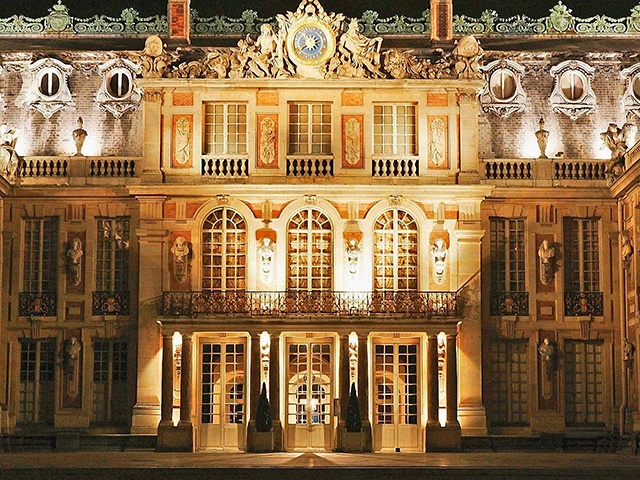 Make like Marie Antoinette when Versailles turns into a hotel