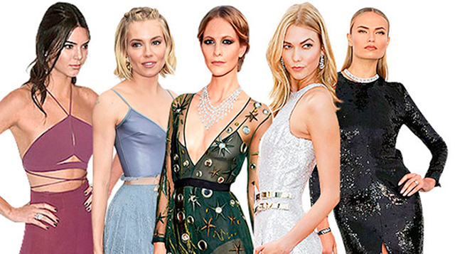 Nailed it: the 25 best dressed women at Cannes 2015