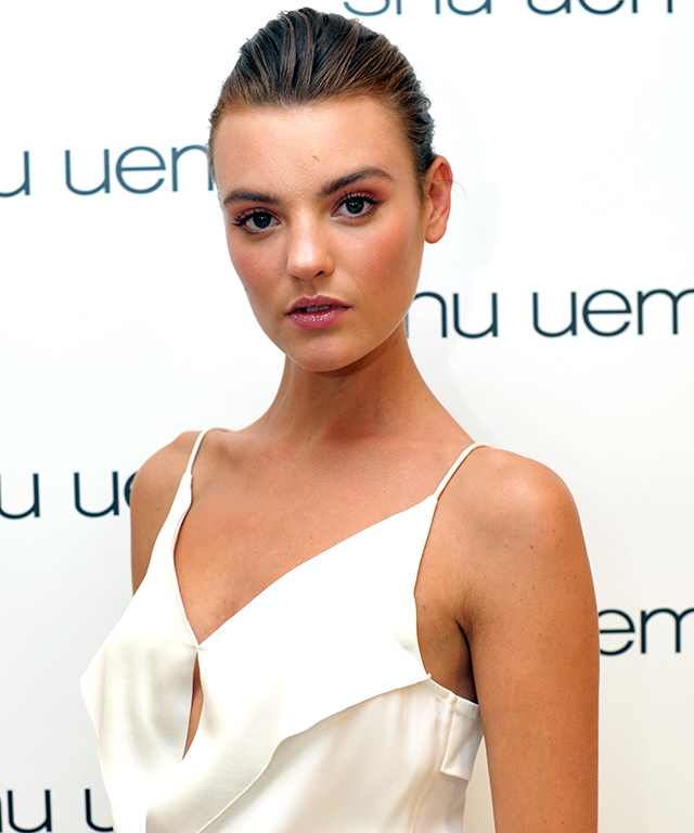 Shu Uemura's chief make-up artist spills his secrets for a radiant base